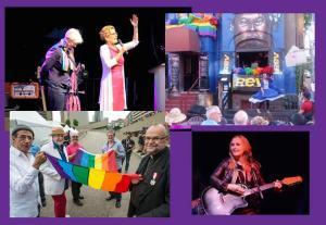 گزارش جشن بین المللی کوییرها و ترنس ها در تورنتو/مهرنوش احمدی